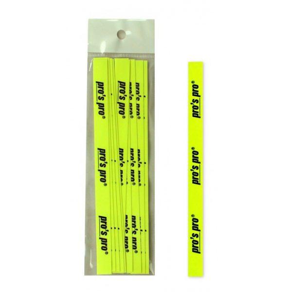 Färgband för grepplinda Neon