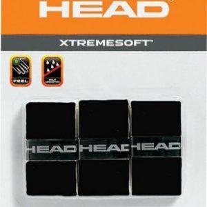 HEAD Xtremesoft Black 3-pack