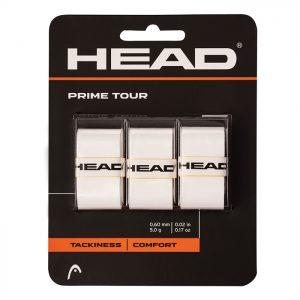 Head Prime Tour 3-pack Vit