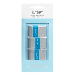 Luxilon Elite Dry Overgrip 3-pack