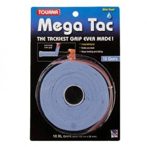Tourna Mega Tac XL Grip 10-Pack