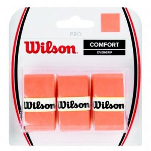 WILSON Pro Overgrip Orange 3PK