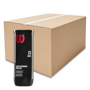 Wilson Padel X3 Speed 24-pack