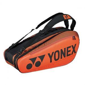 Yonex Pro Racketbag X6 92026EX Orange