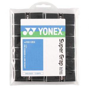 Yonex Super Grap 12-pack Black