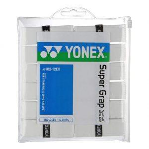 Yonex Super Grap 12-pack White