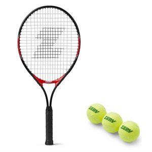 ZERV Tennis Paketerbjudande (Champion Junior 25 + Play & Stay Grön 3-pack)