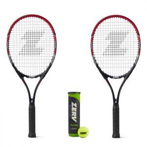 ZERV Tennis Paketerbjudande (ZERV Enhance Elite + ZERV Prestige)