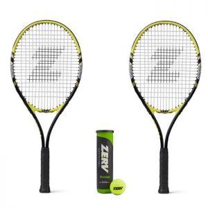 ZERV Tennis Paketerbjudande (ZERV Excellence + ZERV Prestige)