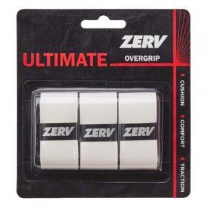 ZERV Ultimate Overgrip Vit 3-pack