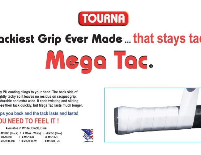 Tourna Mega Tac Grepplinda Recension