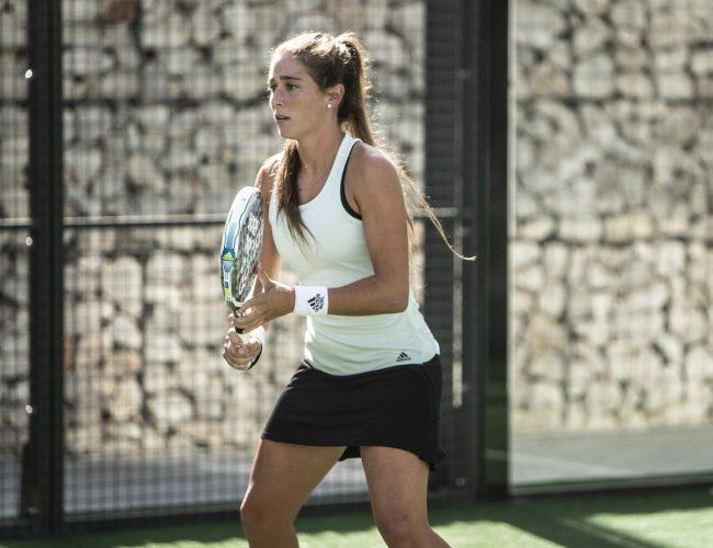 Spela Tennis med Diskbråck [Tennis med Ryggont]